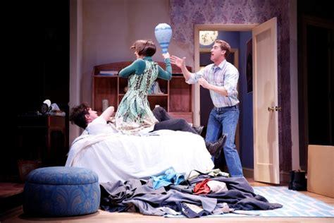 bedroom farce script sarah manton theatre credits