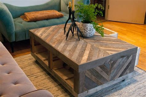 How To Make A Coffee Table From Pallets Pallet Coffee Table Gallery Pallet Furniture