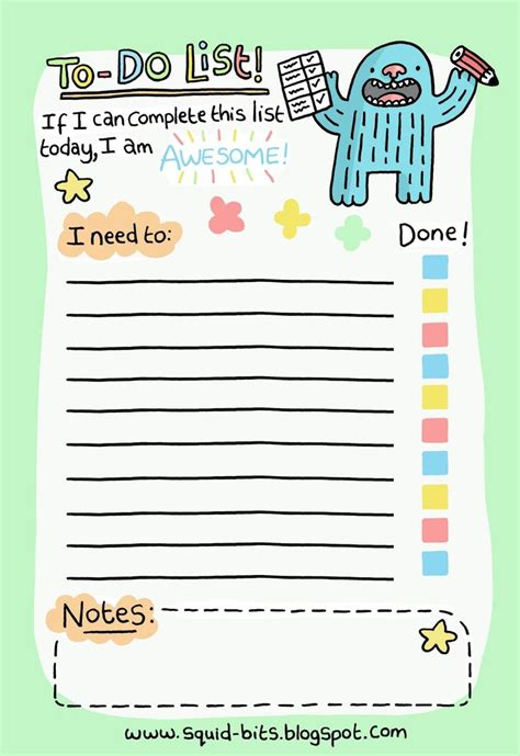 diy to do list template 25 best todo list ideas on printable weekly