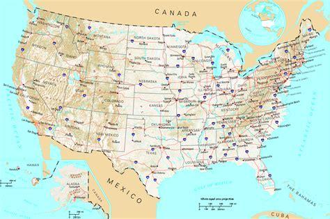 usa map for map usa