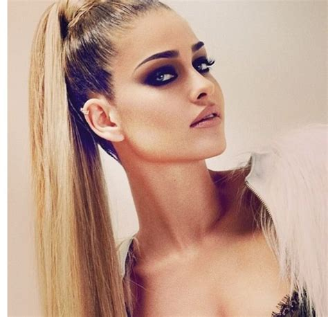 the new chic and sleek ponytail hairstyle 17 best images about photoshoot sleek high ponytail on