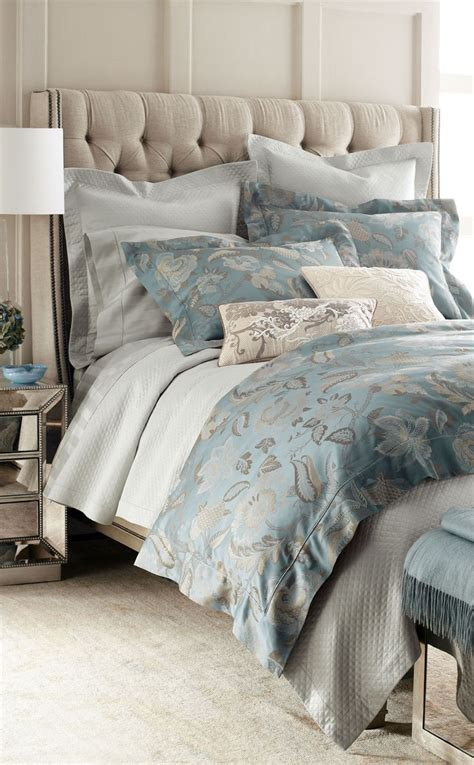 exotic bedding sferra luxury bedding for the home pinterest