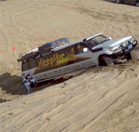 slee fj80 slee offroad s fzj 80 toyota land cruiser limo off