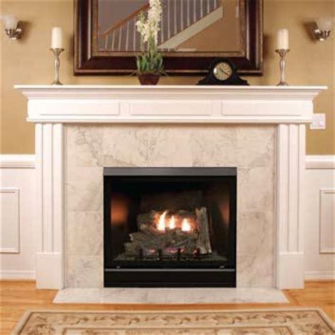 Cleaning Gas Fireplaces by Empire Tahoe Deluxe Clean Direct Vent Gas Fireplace