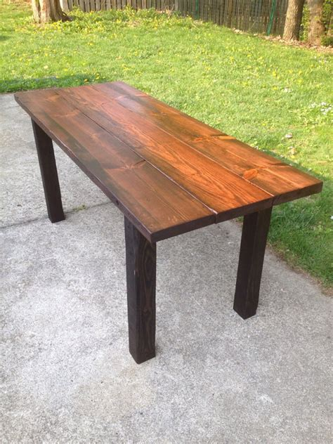 Reclaimed Wood Outdoor Dining Table The Bbq Pub Table Reclaimed Wood Outdoor Farmhouse Dining