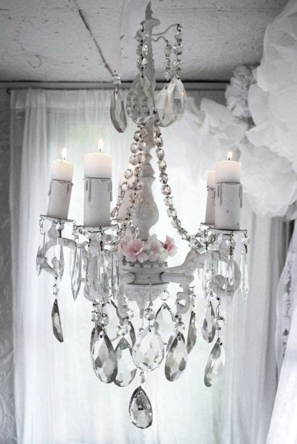 shabby chic bedroom chandelier 29 best shabby streamside studio images on pinterest