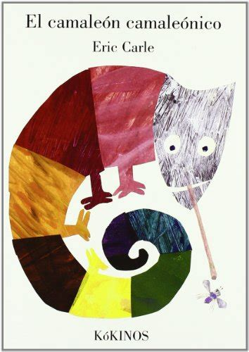 eric carle spanish 8496629007 the mixed up chameleon board book spanish the eric carle museum of picture book art