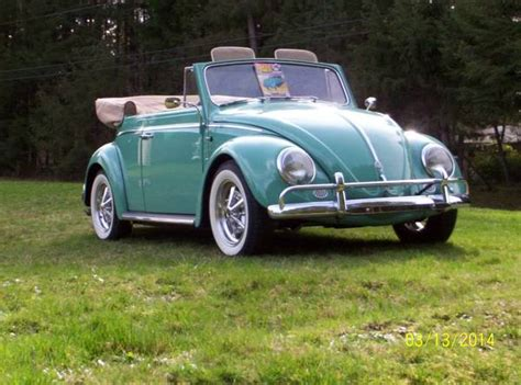 Volkswagen Bug For Sale by Used Vw Beetle For Sale By Owner For Sale