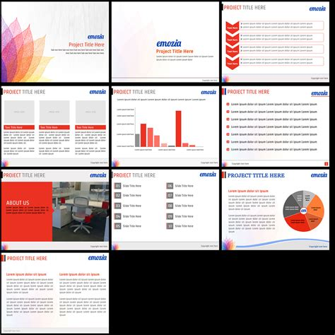 design powerpoint best powerpoint design for emozia by best design hub design