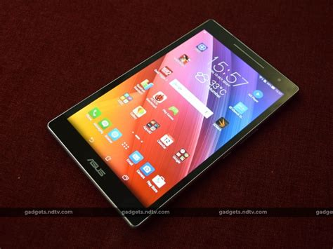Tablet Asus Zenpad 8 asus zenpad 8 0 z380kl review flying the android tablet