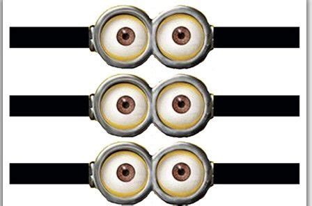 imagenes de los minions ojos gorros para cumplea 241 os tem 225 tica minions 2 decoraci 243 n