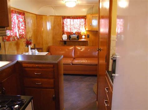 1940 homes interior vintage trailers for sale 1949 palace royale
