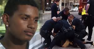 Jaywalking Arrest Who Was Brutally Beaten And Arrested By 9 Cops For