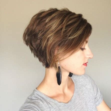 bob haircuts ith body 20 hot stacked bob hairstyles for short hair with pictures