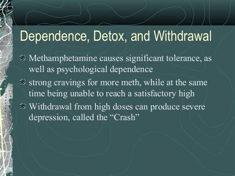 Detox Definition Psychology by Drugs Part 1
