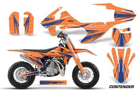 Ktm Sx 50 Graphics Amr Racing Ktm Sx50 Graphics Kit Wrap Bike Decal Sticker