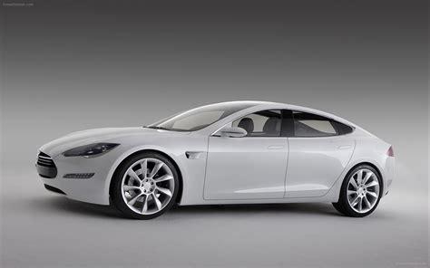 Tesla Model S 2013 Tesla Model S 2013 Widescreen Car Wallpaper 09 Of