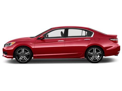 4 doors exterior image 2016 honda accord sedan 4 door i4 cvt sport side