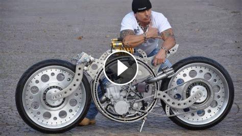 awesome radical motorcycles  rafik kaissi