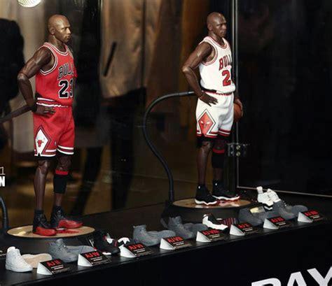 Kevin Garnett 1998 Basketball Nba Court Collection Figure michael masterpiece figures by enterbay sneakernews