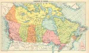americas 1914 dominion of canada vintage