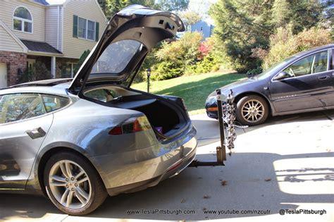 Tesla Bike Rack Torklift Central S Ecohitch For The Tesla Model S Review