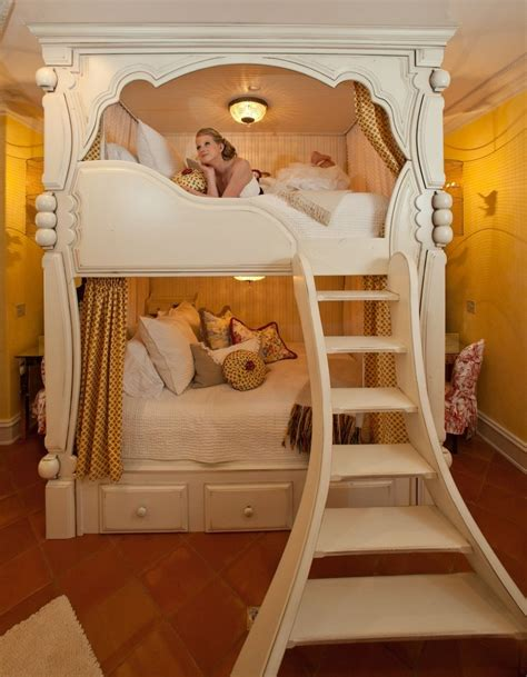 handmade victorian bunk beds by rusty nail design inc