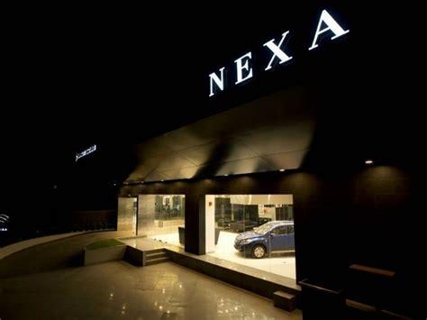 Maruti Suzuki Showroom Maruti Picks Mumbai S Andheri For Nexa S 100th Dealership