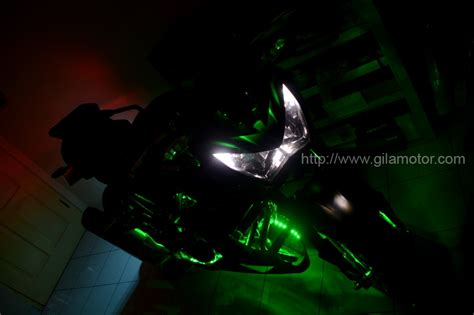 kawasaki z250 the black firefly gilamotor