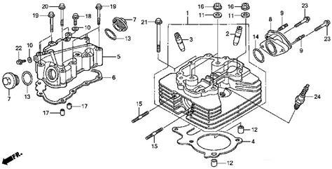 wiring diagram honda recon es auto honda auto wiring diagram