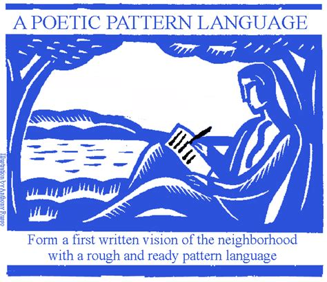 pattern language for pattern writing poetic pattern language