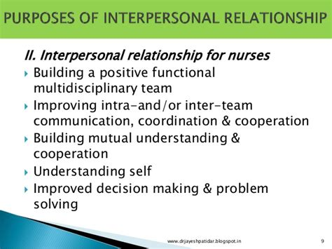 What Is A Relationship Interpersonal Relationships