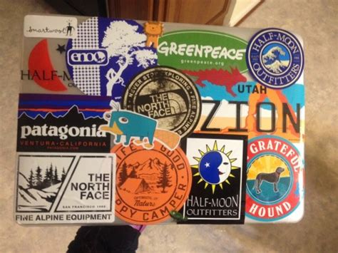 Half Moon Outfitters Stickers