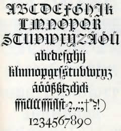 letras goticas imagenes de letras cholas