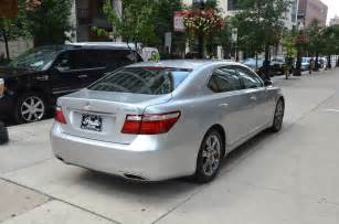 Lexus Ls 460 Service Schedule 2007 Lexus Ls 460 L Stock Gc1167a For Sale Near Chicago