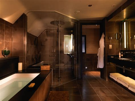 bathroom amazing beautiful bathrooms images with luxurious brown subway tile and flooring feat