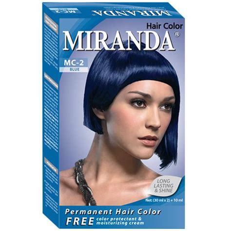 A31 Miranda Hair Color 30ml miranda hair color blue 30ml gogobli