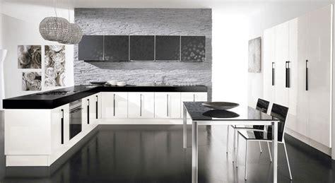 Arredare Una Cucina by Arredare Una Cucina Nera Lo Stile Per Gli Amanti