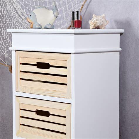 Badezimmer Regal Schubladen by Badschrank Badezimmerschrank Hochschrank Kommode