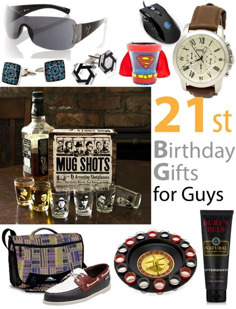 21st birthday gifts for guys vivid s