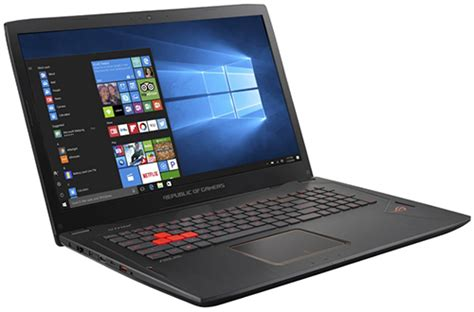 Asus Gaming Rog Gl702vm G Sync review notebook gaming asus rog strix gl702vm g sync