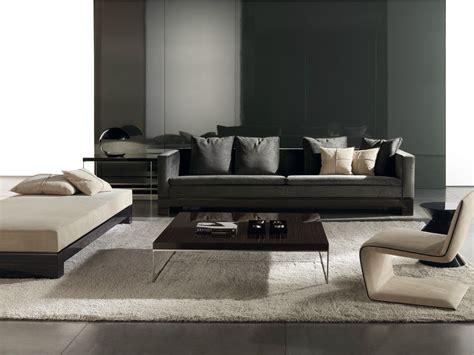 Minotti Sectional Sofa by Sofa Klimt By Minotti Design Rodolfo Dordoni