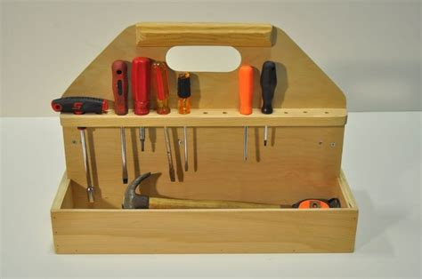 woodworking tool box simple wood toolbox all