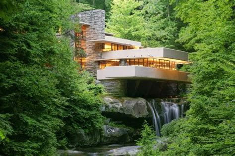 falling water house laurel highlands pa frank lloyd wright fallingwater tours