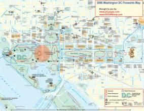 usa map dc map of washington dc usa