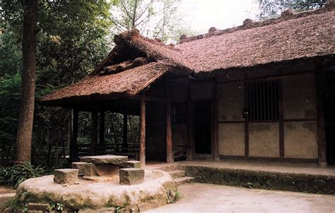 Du Fu Thatched Cottage by Du Fu Cao Tang Thatched Hut