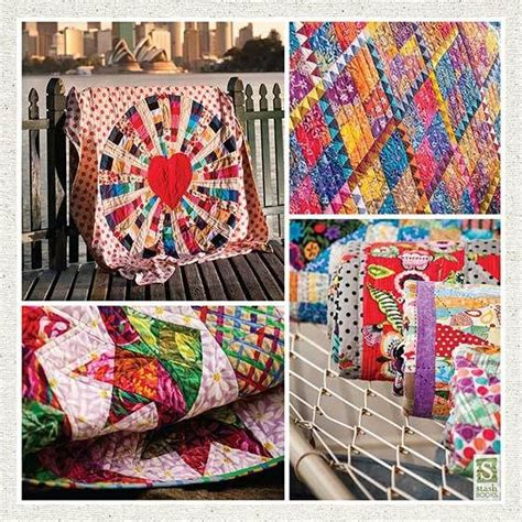 Doughtys Patchwork And Quilting - adding layers color design imagination by kathy doughty