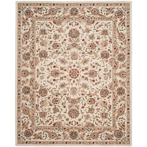 Safavieh Chelsea Ivory 7 Ft 9 In X 9 Ft 9 In Area Rug 8 X 9 Area Rug