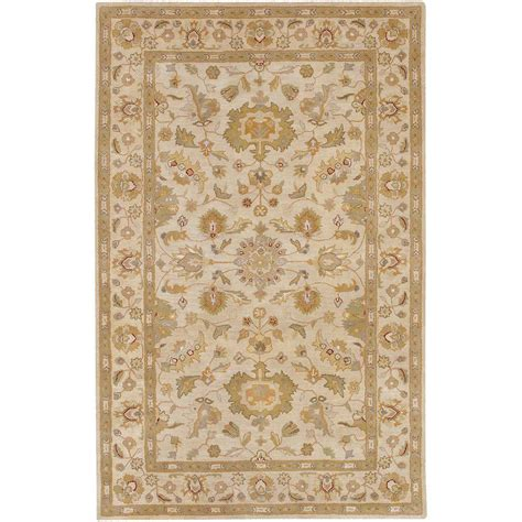 10 By 14 Area Rugs Artistic Weavers Gorham Beige 10 Ft X 14 Ft Area Rug