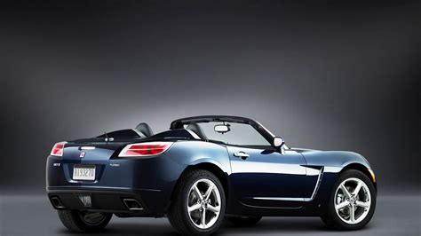 saturn sky coupe full hd exotic car wallpapers saturn sky red line